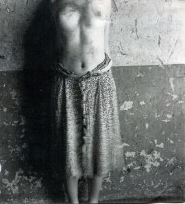 Fotografía de Francesca Woodman. Más sobre su obra en: http://www.heenan.net/woodman/