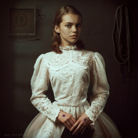 "Igor Voloshin© - ""Stigmata"". Más sobre su trabajo en: http://www.photodom.com/photographer/Igor%20Voloshin"